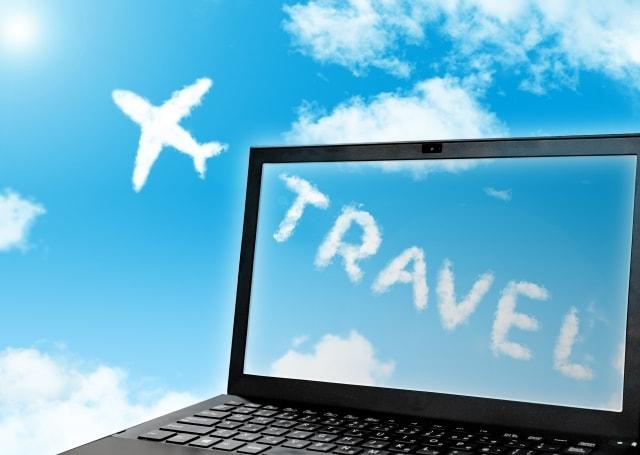 海外航空券の予約