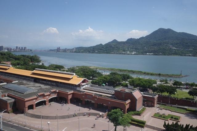 台湾・淡水駅