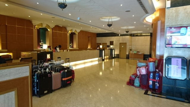台北市内のホテル